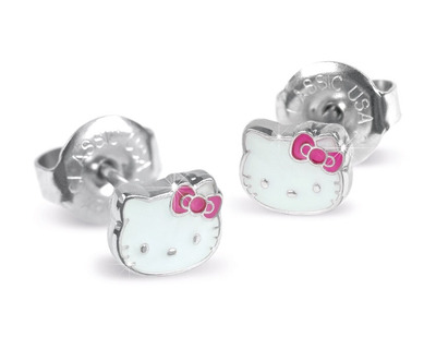S117 Studex Sensitive Hello Kitty