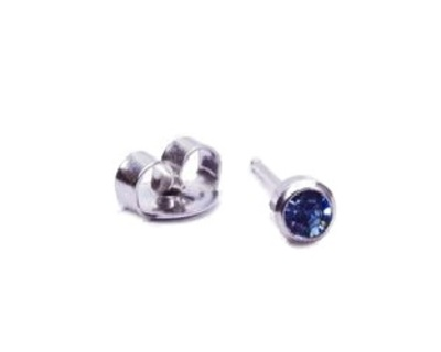 T13-0209 belőhető fülbevaló 3mm