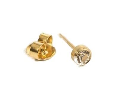 A14-3204 belőhető fülbevaló 3mm
