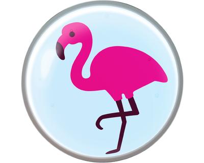 S127 Studex Sensitive divat fülbevaló, Flamingó